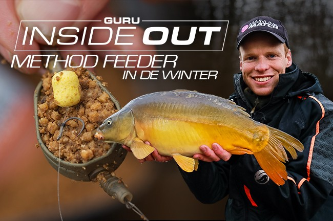 Method feeder vissen winter |INSIDE OUT